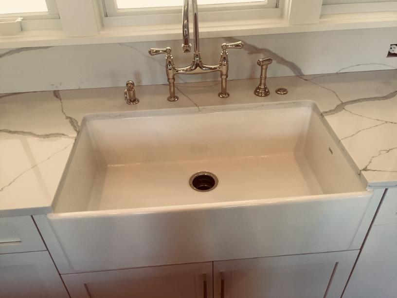 Custom Kitchen Sinks | Palmetto Surfacing